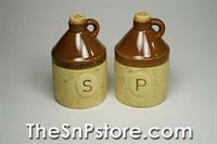 Moonshine Jugs-Gatlinburg Salt  & Pepper Shakers