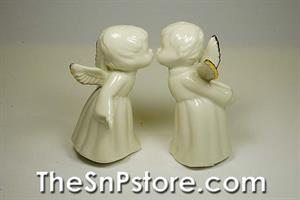 Angels Salt and Pepper Shakers