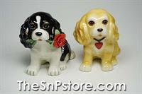 Cocker Spaniel Salt and Pepper Shakers