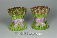 Asparagus Salt & Pepper Shakers