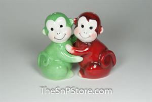 Monkey Salt & Pepper