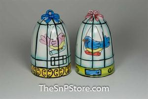 Birdcage Salt & Pepper