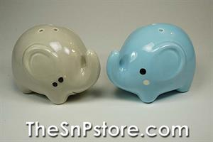 Lil Elephant Salt And Pepper Shakers