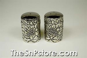 Grapes Salt & Pepper Shakers
