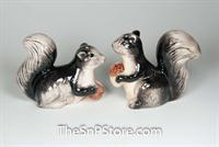 Squirrels Salt & Pepper Shakers