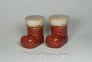 Red Boots Salt & Pepper Shakers