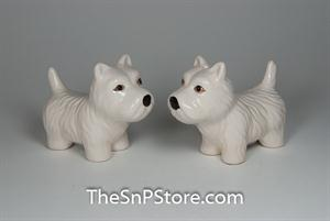 Scotties Salt & Pepper Shakers