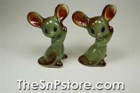 Mouse Salt & Pepper Set