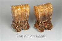 Wagon Salt & Pepper Shakers