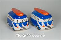 VW Van Smoky Mtns Salt & Pepper Shakers