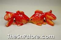 Goldfish Salt & Pepper Shakers