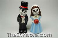 Love Never Dies 4 Salt & Pepper Shakers