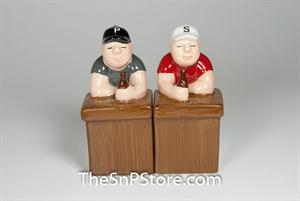 Beer Buddies Salt & Pepper Shakers - Magnetic