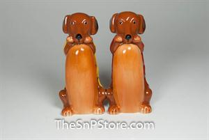 Hot Dogs Salt & Pepper Shakers