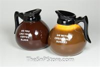 Coffee Pots Salt & Pepper Shakers