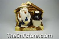 Tennessee Hillbilly Salt & Pepper Shakers