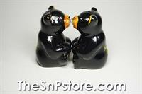 SM Bears Magnetic Salt & Pepper Shakers