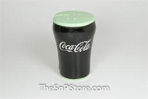 Coca Cola Bell Glass - Ceramic Salt & Pepper Shakers