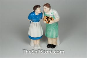 Alice & Sam Salt & Pepper Shakers