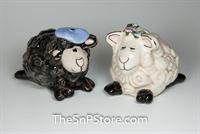 Heather And Hamish Salt & Pepper Shakers