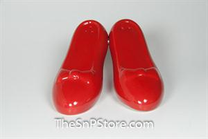 Ruby Slippers Salt & Pepper Shakers