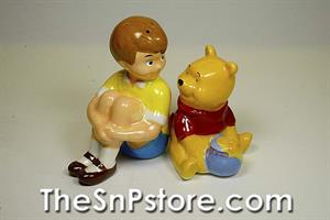 Christopher Robin & Pooh S&P Shakers