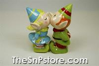 Elves Salt & Pepper Shakers