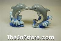 Dolphins Salt & Pepper Shakers