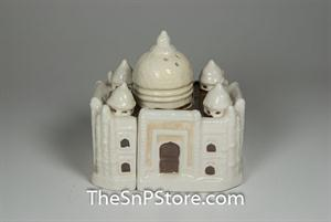 Taj Mahal Salt & Pepper Shakers - Magnetic