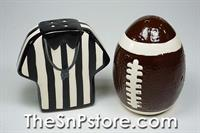 Tailgate Football and Referee S&P