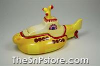Beatles Yellow Submarine  Salt  & Pepper Shakers