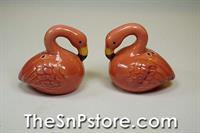 Flamingo Salt  & Pepper Shakers