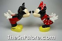 Mickey and Minnie Vintage  Salt  & Pepper Shakers