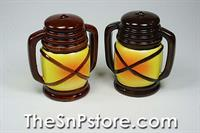 Lantern Salt  & Pepper Shakers