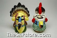 Kachina Salt  & Pepper Shakers