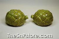 Artichoke Salt  & Pepper Shakers