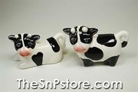 Cow Salt  & Pepper Shakers